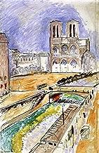Henri Matisse View of Notre-Dame 1914 Kunstmuseum Solothurn 30