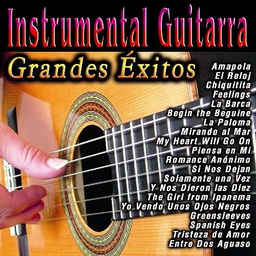 Instrumental Guitarra: Grandes Éxitos de Antonio De Lucena en ...