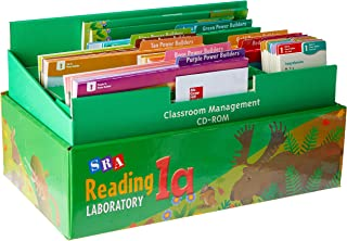 Reading Lab 1a, Complete Kit, Levels 1.2 - 3.5 (READING LABS)