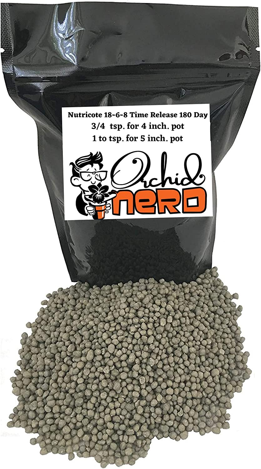 Nutricote Orchid Opening large release sale Food by Ferlizer 13-Ounce Nerd Dallas Mall