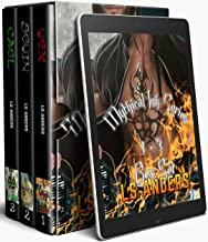 Mythical Ink Series Collection (Books 1 - 3): Paranormal Romance Box Set