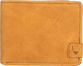 Hidesign Tan Leather For Men - Flap Wallets