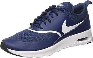 Nike Damen Wmns Air Max Thea Gymnastikschuhe - Blau (Navy/white Black 419) , 40.5 EU