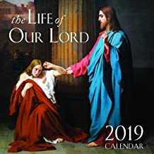 2019 Life of Our Lord Wall Calendar