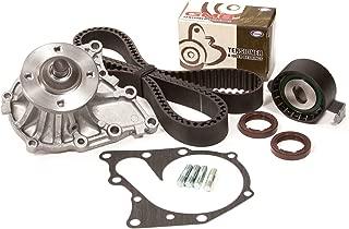 Evergreen TBK126WPT Fits Toyota 7MGTE Turbo Timing Belt Kit w/Water Pump