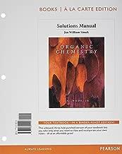 Solution Manual for Organic Chemistry, Books a la Carte Edition (8th Edition)
