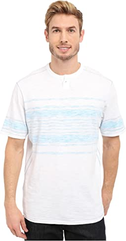Waterway Stripe Henley