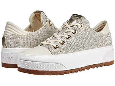 MICHAEL Michael Kors Keegan Lace-Up (Pale Gold) Women