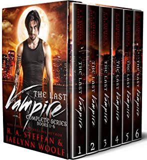 The Last Vampire: Complete Series, Books 1-6