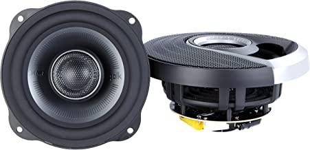 Polk Audio MM1 Series 5.25 Inch 300W Coaxial Marine Boat ATV Car Audio Speakers,Black