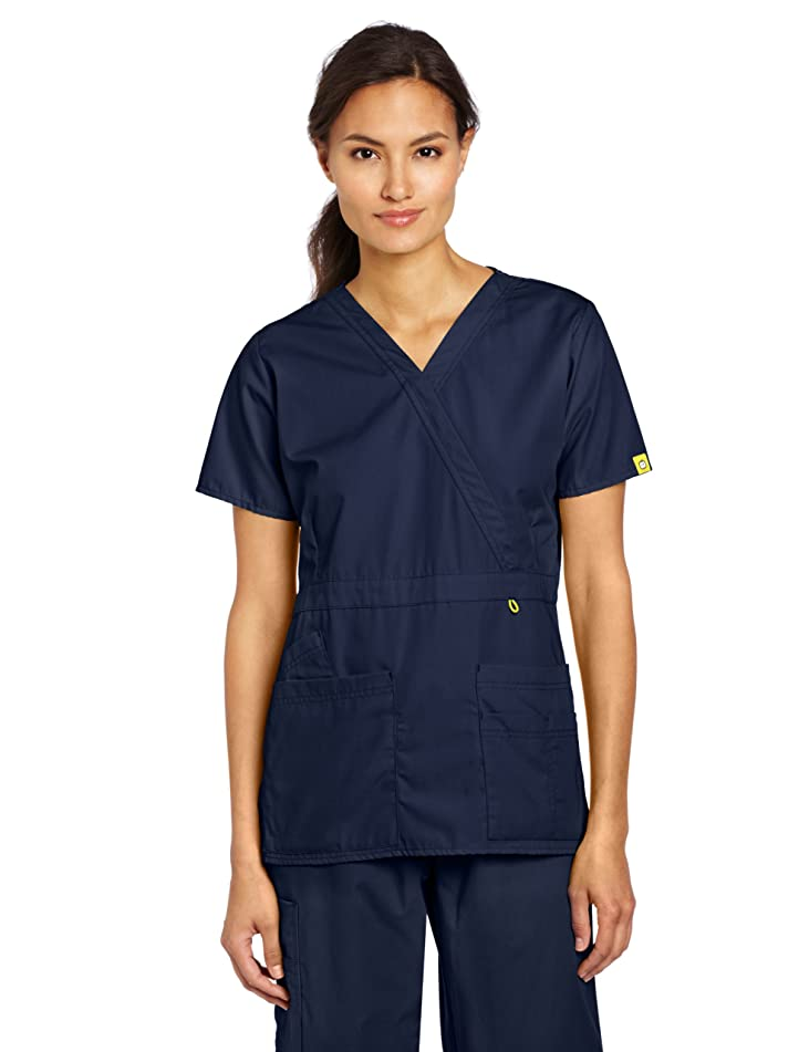 WonderWink Women's Scrubs Golf Top