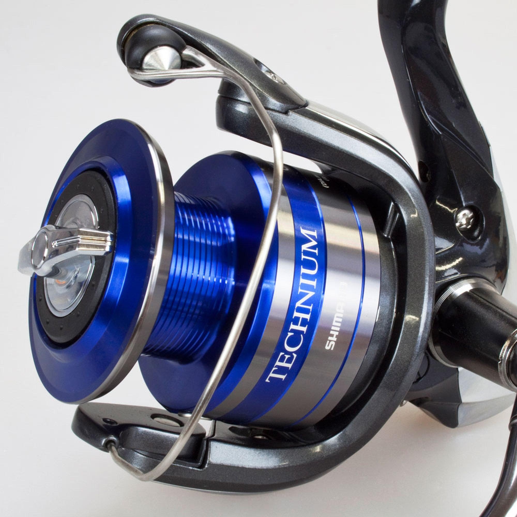 Shimano Technium TEC4000FD - Carrete de pesca: Amazon.es: Deportes ...