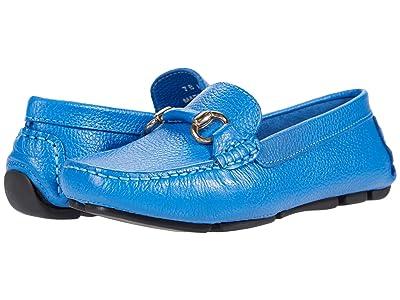 Massimo Matteo Leather Wrapped Bit Driver (Light Blue) Women