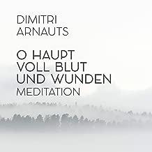 O Haupt Voll Blut Und Wunden (Meditation)