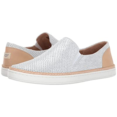 UGG Adley Perforated Stardust (Silver) Women