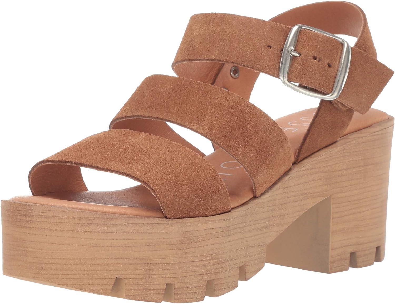 Musse & Cloud Womens Tami Heeled Sandal