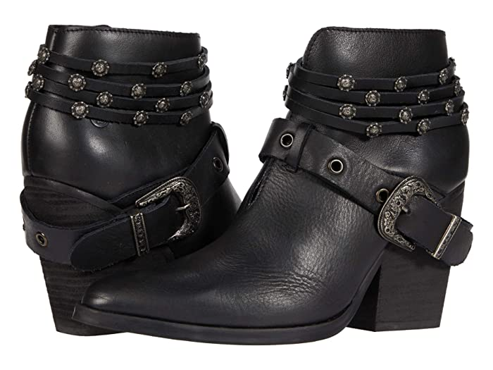 Born To Run  Shoes (Black) Women's Boots