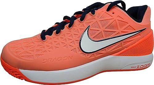 Nike W Zoom Cage 2 Clay, Hauszapatos de Tenis para mujer