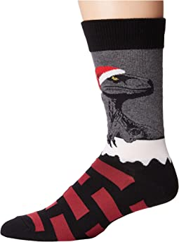 Socksmith - Raptor Claus