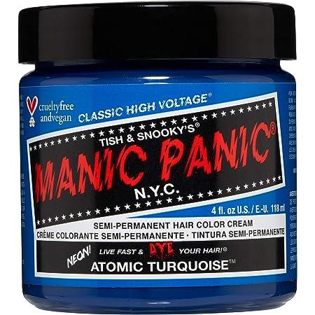 MANIC PANIC Atomic Turquoise Hair Dye