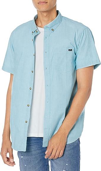 Billabong Camisa tejida de manga corta para hombre