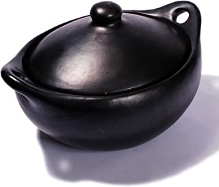 Ancient Cookware, Oval Chamba Casserole, Large, 5 Quarts