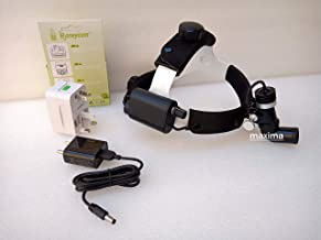 Medical LED Surgical Headlight for ENT Use