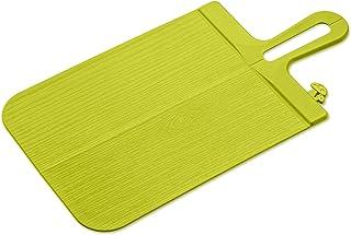 Koziol 3251582 Planche à découper Snap L Moutarde, Plastique, 44,4x22,2x0,44 cm