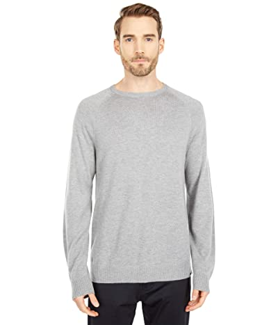 Mountain Khakis Wyatt Sweater Classic Fit (Heather Grey) Men