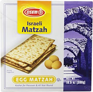 Osem  Passover Egg Matzo Matzah (Single Box)