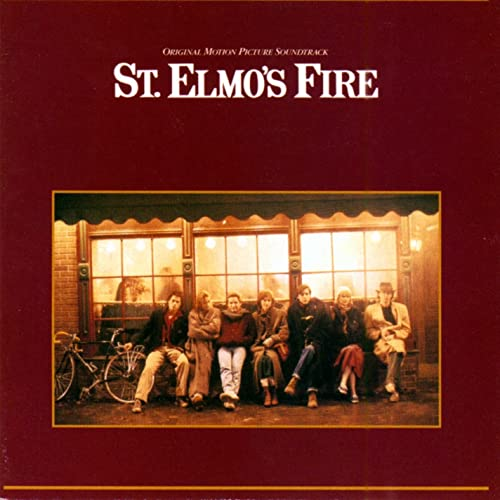 2943bde52b8 St. Elmo s Fire - Music From The Original Motion Picture Soundtrack ...