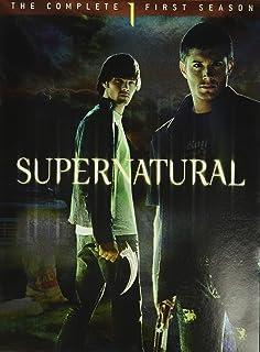 Supernatural: Season 1;WB - UNEXPLODED VIDEO VERSION NON - IP