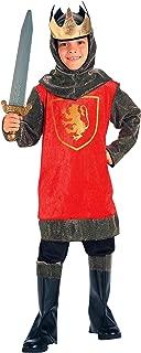 Forum Novelties Crusader King Child Costume, Small