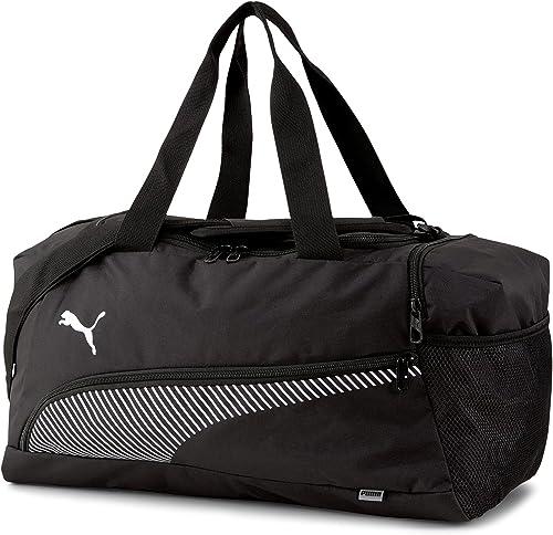 Puma Fundamentals Sports Bag S Sac de Sport Beetroot Purple-Steel Gray OSFA