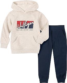 Tommy Hilfiger Boys' 2 Pieces Hooded Jog Set