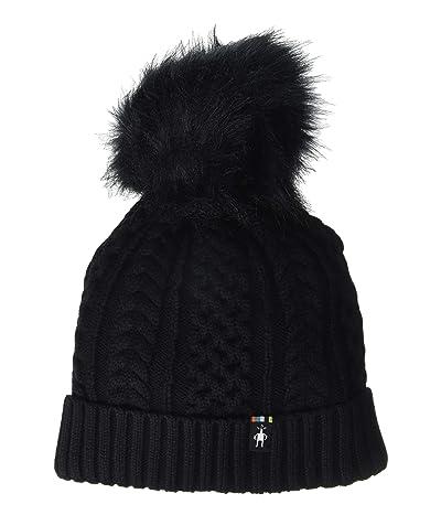 Smartwool Lodge Girl Beanie (Black) Caps