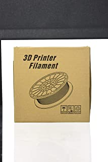 FlashForge FFDP-O 1.75mm PLA Orange 3D Printer Filament-N.W.:0.6 Kg Per Spool for Dreamer and Finder 3D Printers, Spool, 1.75 mm Diameter
