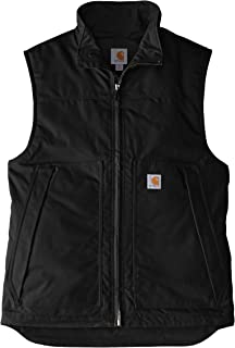 Carhartt Men's Big & Tall Quick Duck Jefferson Vest