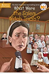 What Were the Salem Witch Trials? (What Was?) Kindle Edition