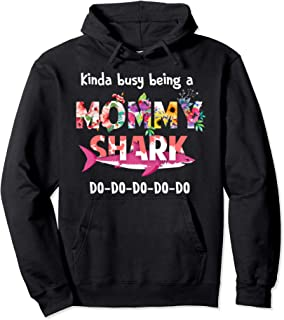 busy being a mommy shark