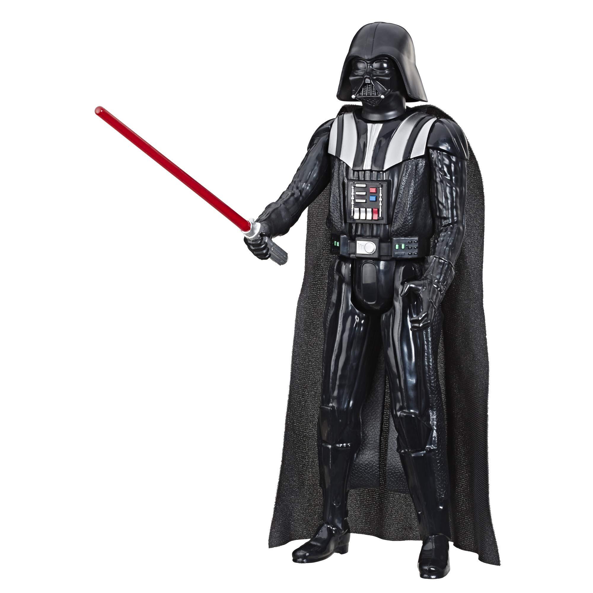 Star Wars Galactic Heroes Darth Vader /& Luke Skywalker Dual Return Of The Jedi