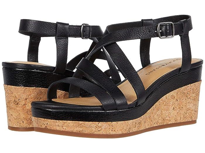 Lucky Brand  Batikah (Black) Womens Shoes