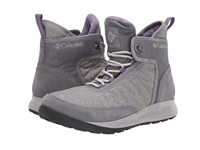 Columbia Nikiskitm 503 (Titanium Grey Steel/Plum Purple) Women