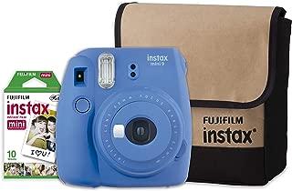 Fujifilm MINI 9 Paquete Instax Mini 9 Terra, color Cobalto