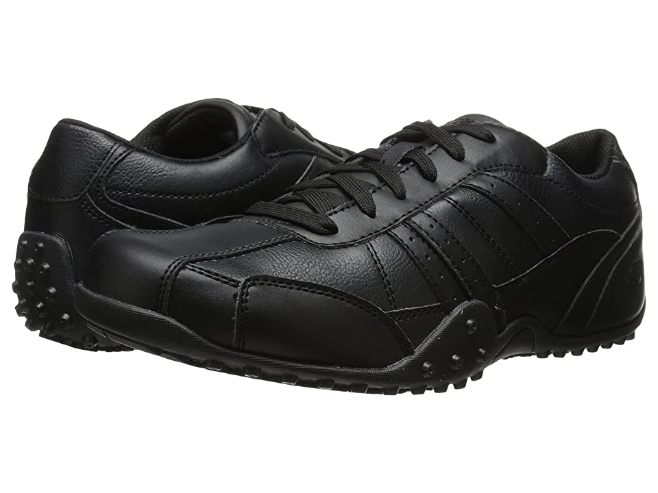 SKECHERS Work Elston (Black) Men
