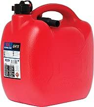 Tanica per carburante rossa ecc diesel benzina 10/litri design compatto