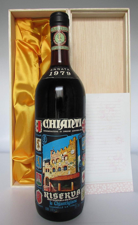 Chianti Riserva 1979 le Ciantigiane キャンティ リゼルヴァ 1979 レ キャンティジャーネ [並行輸入品]