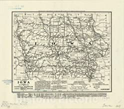 Best free iowa state highway map Reviews