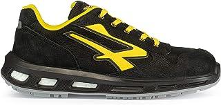 U POWER - Chaussures De sécurité Redlion, Modèle Bolt, avec Standard De sécurité S3 SRC, AirToe Aluminium Unisex - Adulto