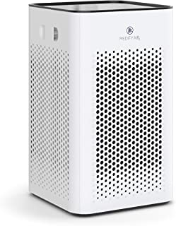 Medify MA-25 Air Purifier with H13 True HEPA Filter | 500 sq ft Coverage | for Smoke, Smokers, Dust, Odors, Pet Dander | Q...